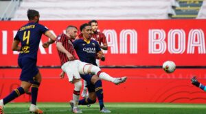Spal-Milan    le probabili formazioni del match