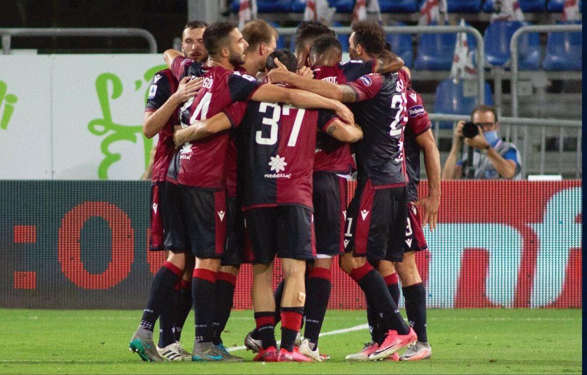 Cagliari-Roma