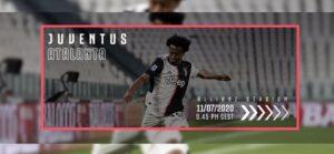 Juventus Atalanta, le probabili formazioni del match
