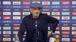Sinisa Mihajlovic, che sfuriata contro Fabio Caressa e Sky