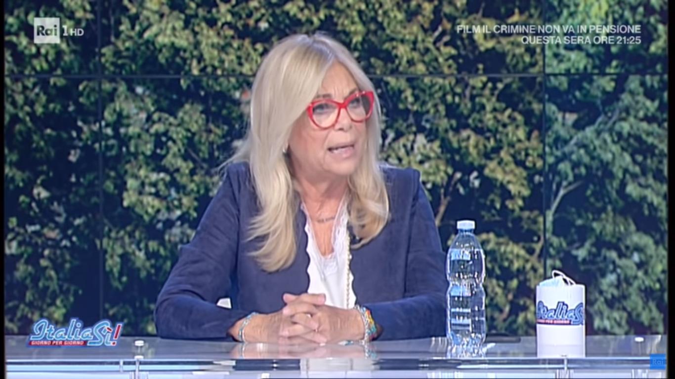 Rita Dalla Chiesa lascia Italia Sì di Marco Liorni? L'indiscrezione
