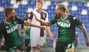 "Sassuolo Juventus 3 3: partita al cardiopalma al ""Mapei Stad"
