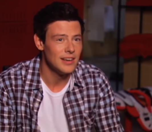 Glee, Cory Monteith