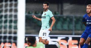Verona Inter 2 2, per i nerazzurri prima la rimonta e poi la