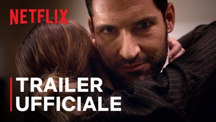 Lucifer, Netflix