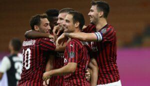 Napoli Milan, le probabili formazioni del match