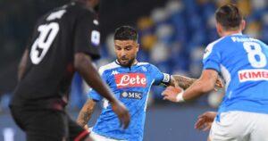 Napoli Milan 2 2, un rigore di Kessiè salva i rossoneri