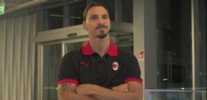 Infortunio Ibrahimovic |  lo svedese 'annuncia' i tempi di recupero