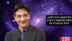 Oroscopo di Paolo Fox di domani: Sabato 26 Settembre 2020