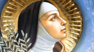 Si festeggia oggi, 11 agosto, Santa Chiara d'Assisi
