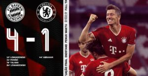 Bayern Monaco Chelsea 4 1: show dei bavaresi all'Allianz Arena