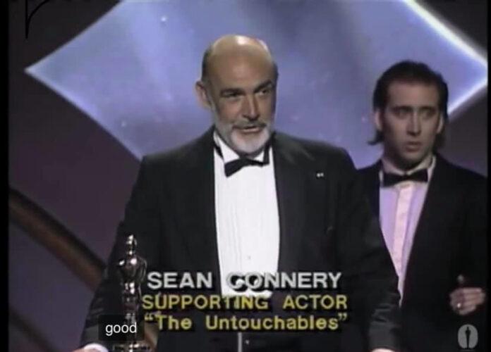 sean connery 90 anni