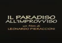 Stasera in tv, Il Paradiso all'Improvviso