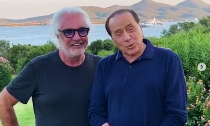 Berlusconi Positivo Covid