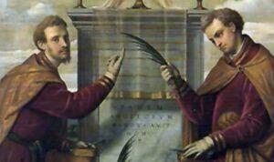 Santi Cosma e Damiano: ecco la storia dei Santi del 26 Settembre