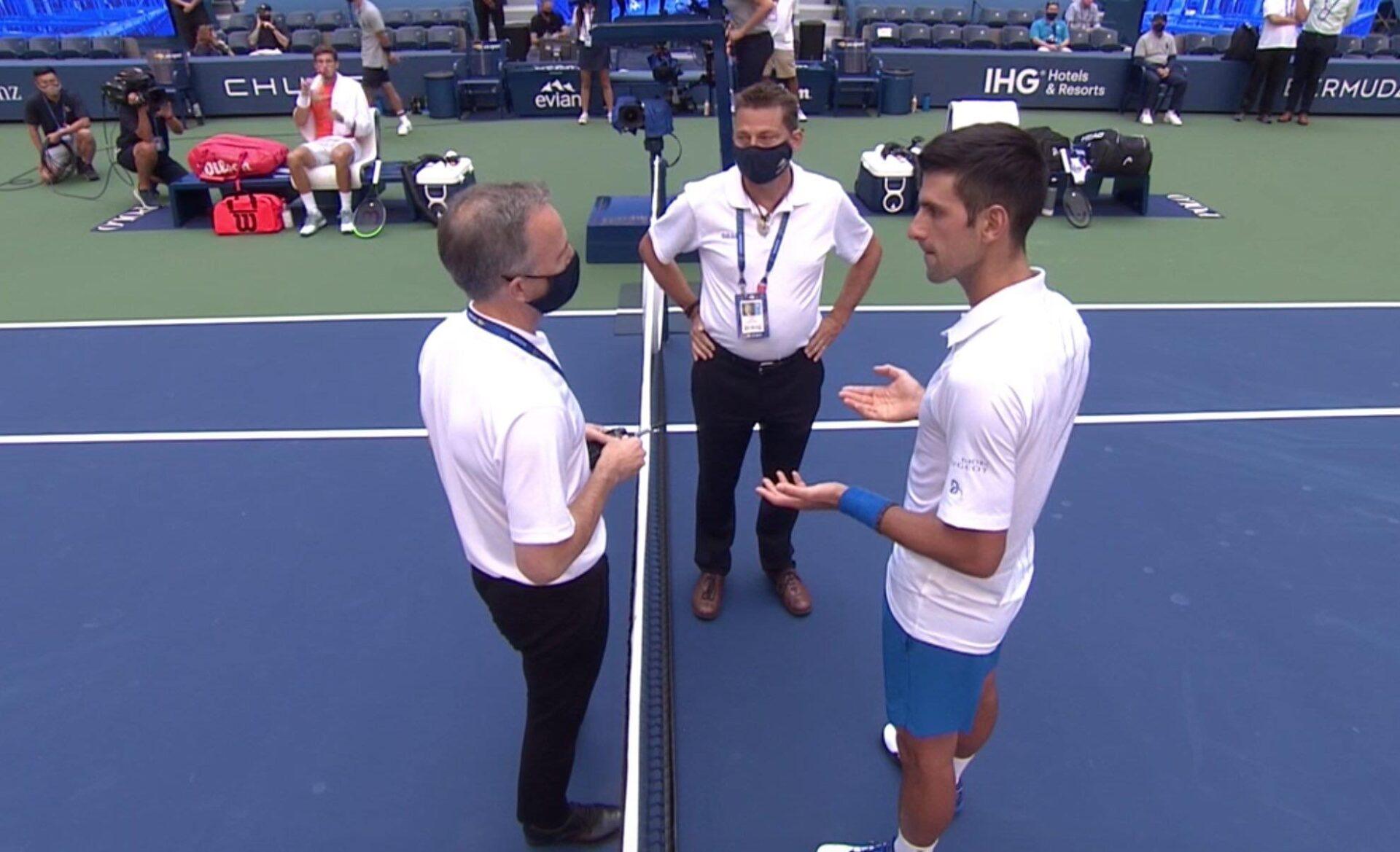 US Open, Djokovic