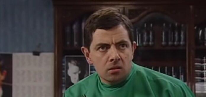 Peaky Blinders 6 - Mr Bean Rowan Atkinson