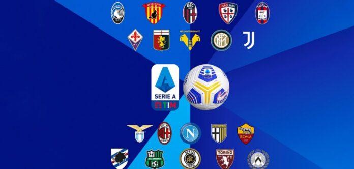 Calendario, Serie A 2020/21