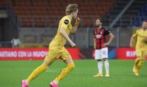 """Milan, Hauge allo scoperto: """"Sarà emozionante fare l'ultimo passo"""""""