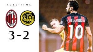 Milan Bodo/Glimt, rossoneri ai playoff tra mille sofferenze