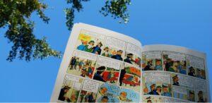 Tintin, copertina all'asta: vale 3 milioni di euro