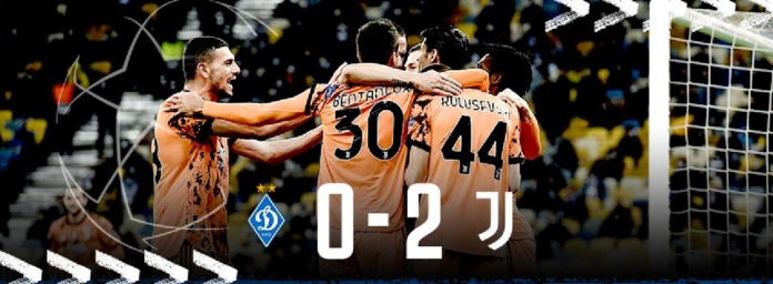 Dinamo Kiev-Juventus