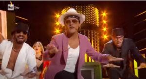 Tale e Quale Show: l'imitazione di Virginio di Bruno Mars