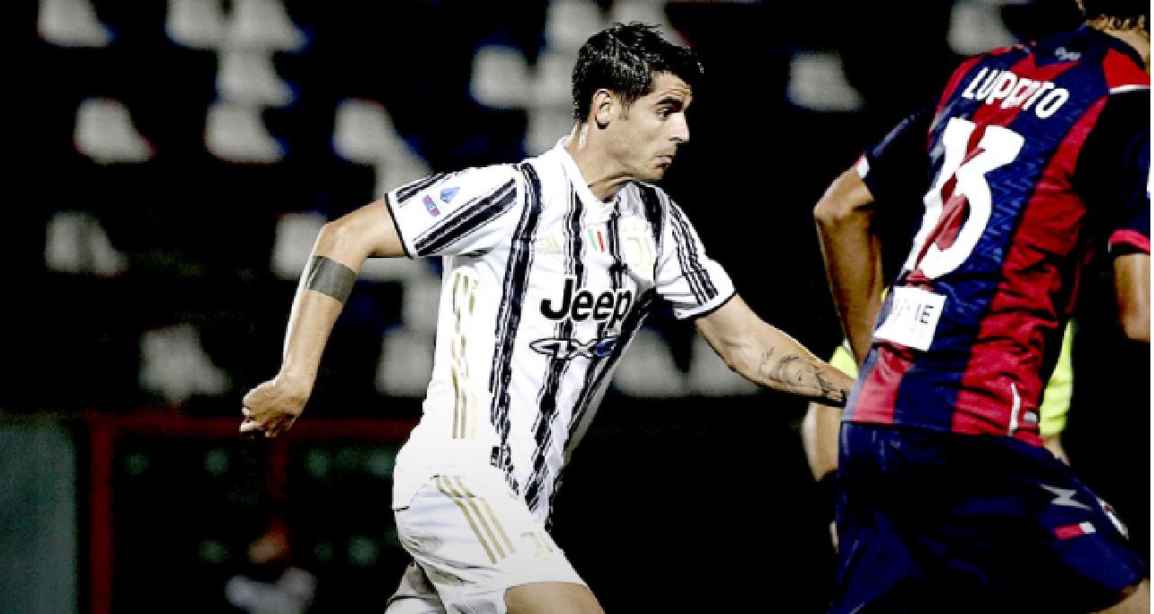 Juventus, sfortuna e blackout: a Crotone solo un pari ⋆ ZON