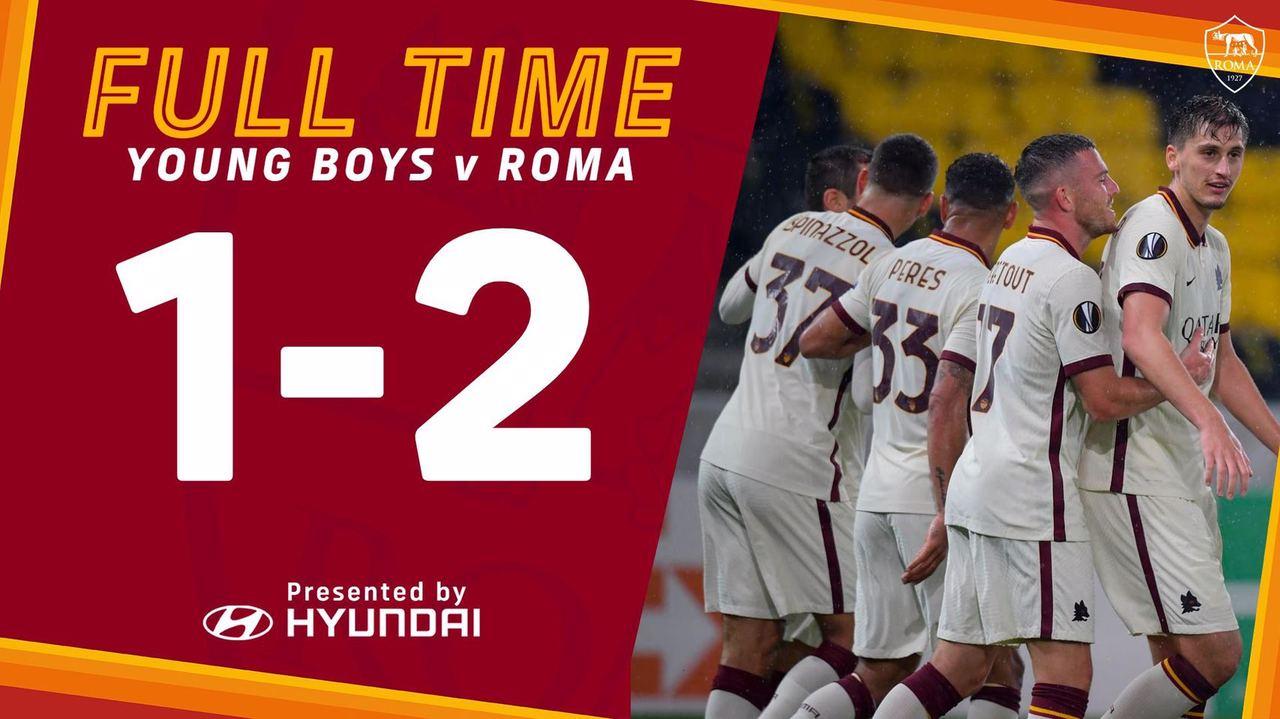 Roma, Young Boys