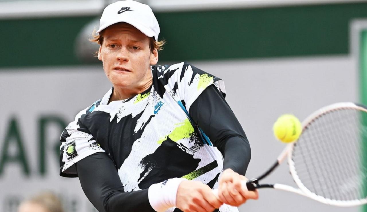Roland Garros, Sinner, italiani