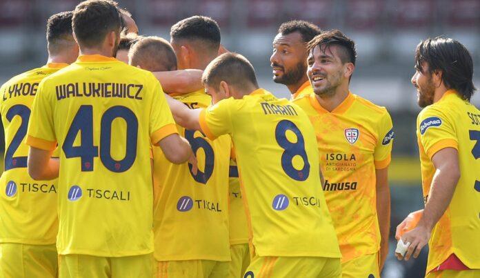 Cagliari-Benevento