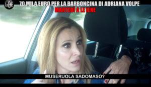 Le Iene: Adriana Volpe vittima dello scherzo di questa settimana