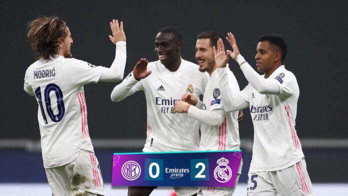 Inter-Real Madrid