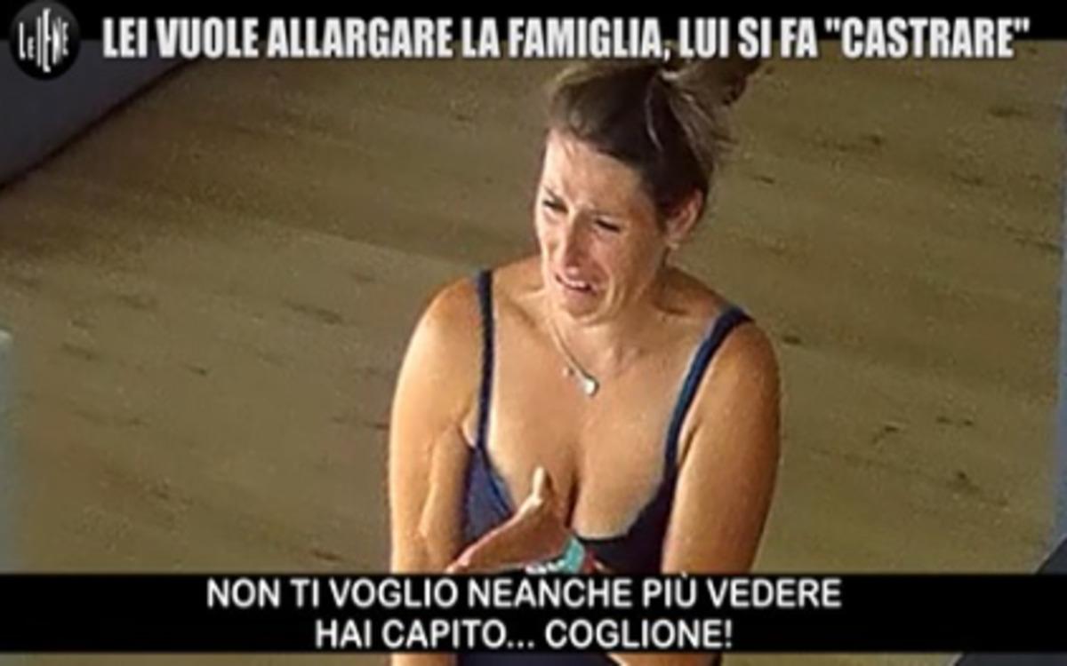 Le Iene, Nadia Fanchini