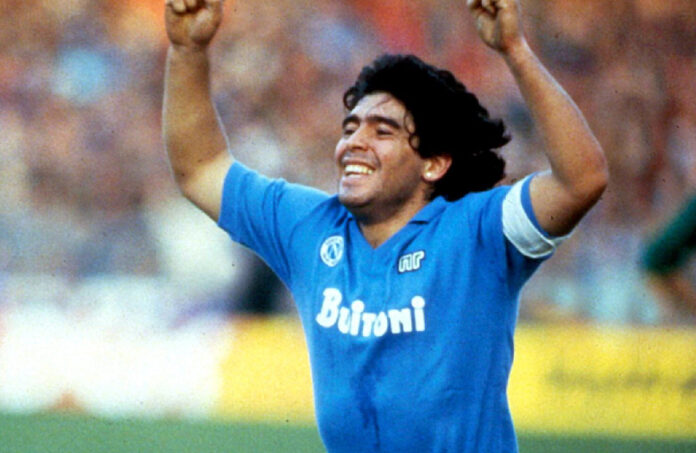 Maradona, Serie A