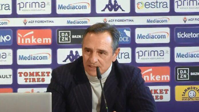 Benevento-Fiorentina, prandelli