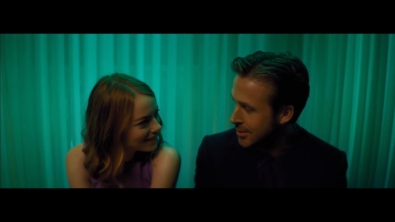 Ryan Gosling, Stasera in tv, La la Land