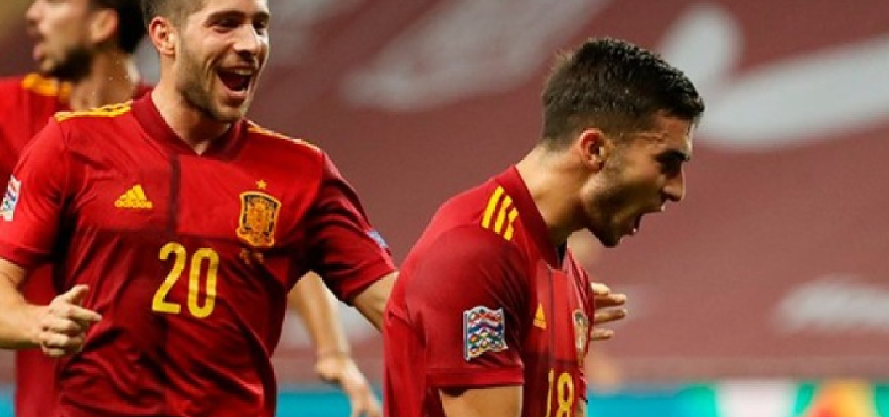Spagna, Nazionali