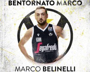 Marco Belinelli torna in Italia: giocherà nella Virtus Bologna