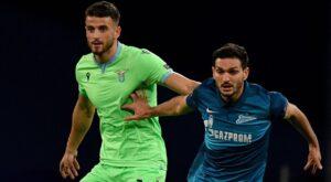 Lazio Zenit, le probabili formazioni del match