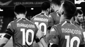 Napoli Rijeka 2 0, vittoria importante nel ricordo per Maradona