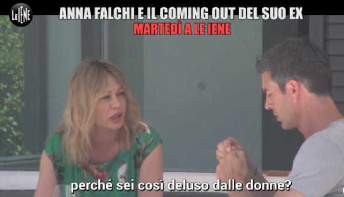 Anna Falchi - Le Iene