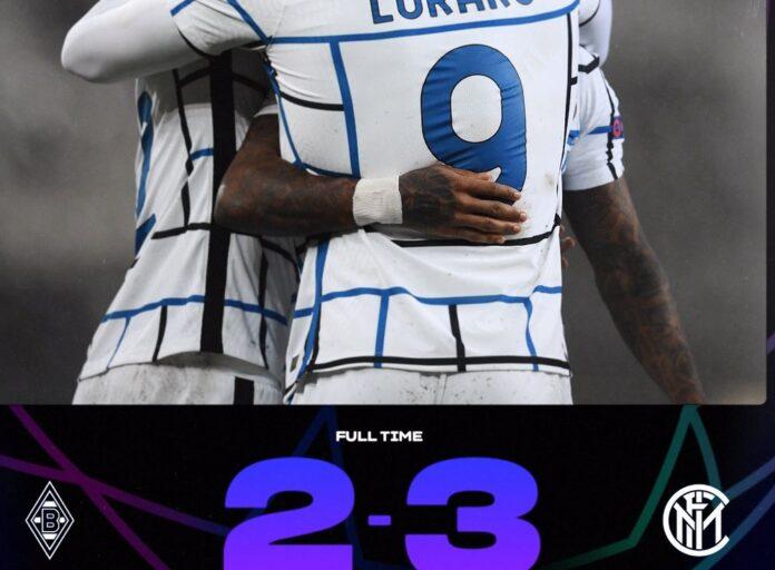 Inter, Borussia