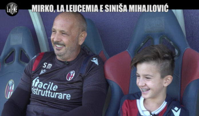 Le Iene, Mirko e Mihajlovic