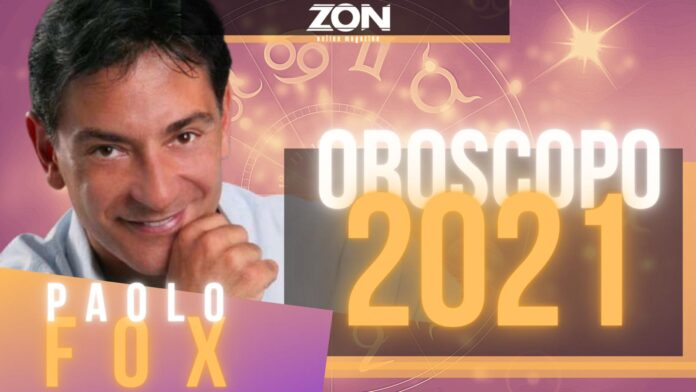 oroscopo paolo fox 2021
