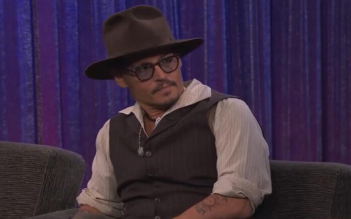 Johnny Depp, Netflix