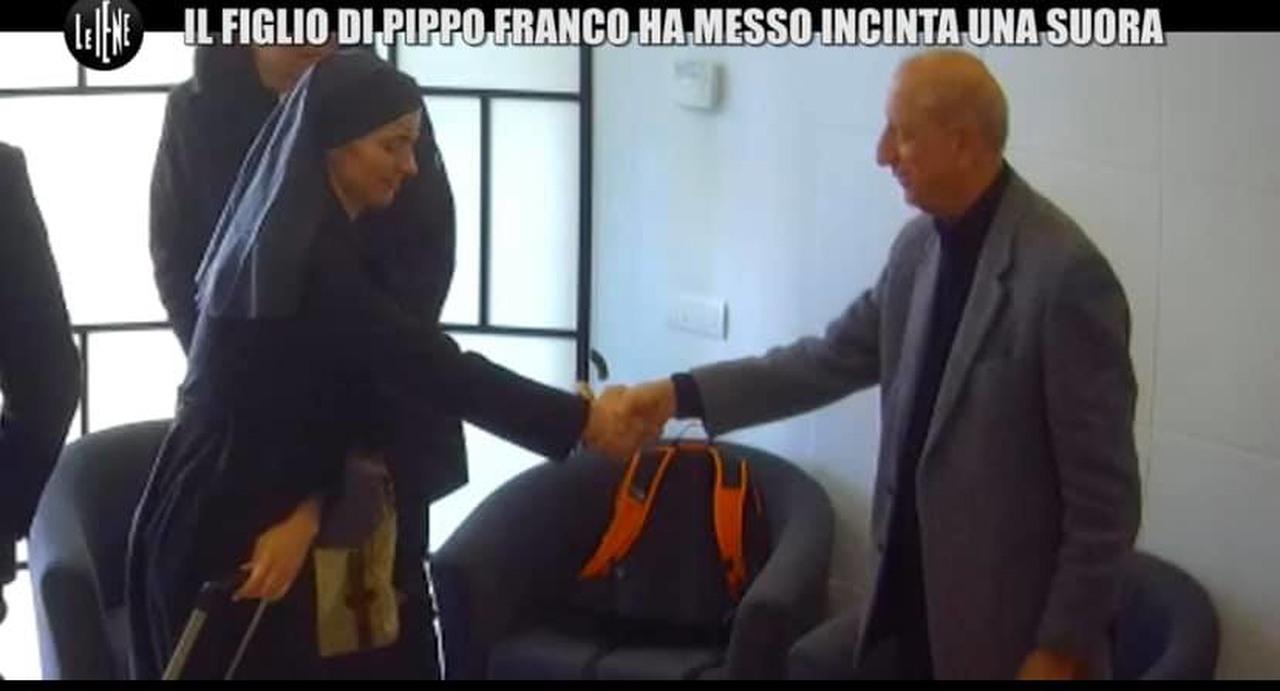 Le Iene Pippo Franco