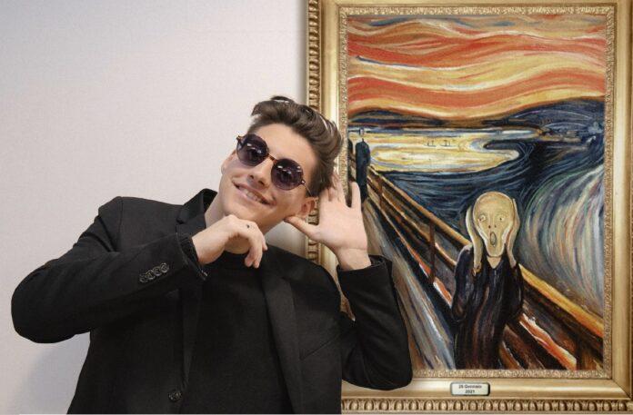 Emanuele Aloia - L'Urlo di Munch