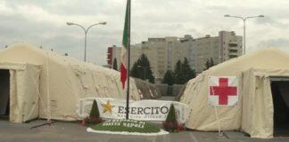 Esercito, ospedali da campo