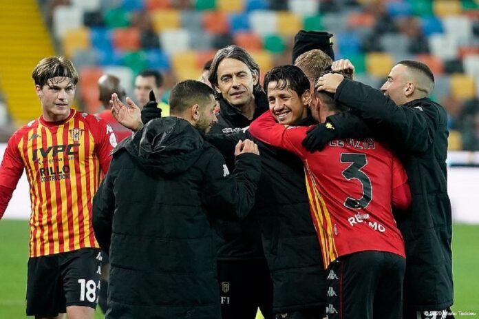Benevento-Atalanta